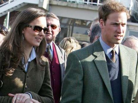 7. Prince William ve Kate Middleton